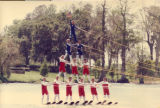 Centennial Scrapbook: Cypress Gardens Red White Blue Skiers